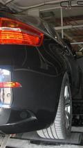 Alsa Engineering BMW X6 M on dyno 30.06.2010