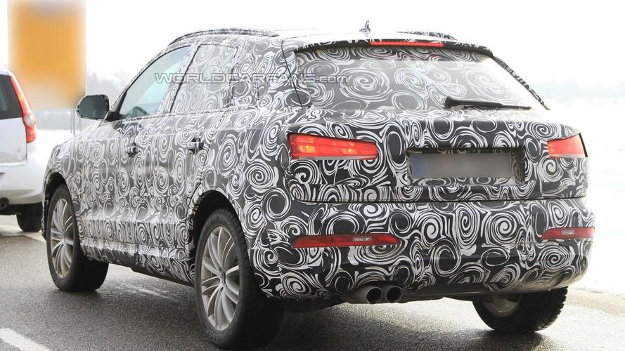 Audi Q3, Q5 Hybrid and A3 Sedan Concept to debut in Geneva - rumors