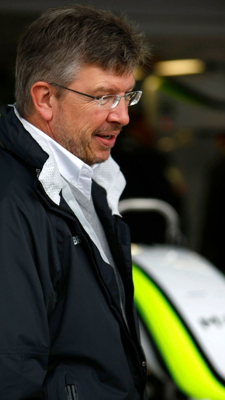 Ross Brawn, Nurburgring  10.07.2009