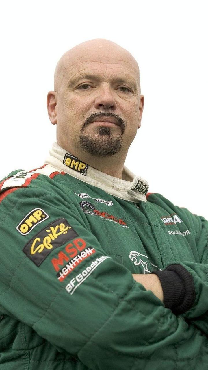 GT racing legend Paul Gentilozzi