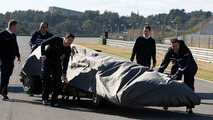 BMW Sauber C29 team launch, BMW Sauber F1, Valencia, Spain, 31.01.2010