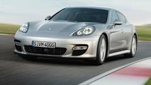 Porsche Panamera Configurator Launched