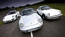 Porsche 911 Evolution Competition - Name that Porsche Tune