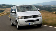 New 2010 Volkswagen T5 Van facelift