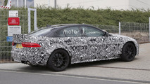 Hardcore Jaguar XE spy photo
