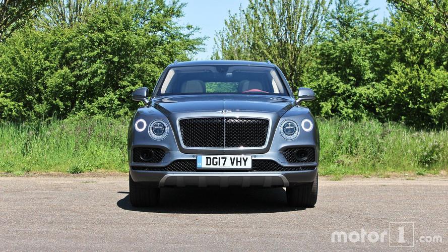 Bentley ne prévoit pas d'autres modèles en version diesel