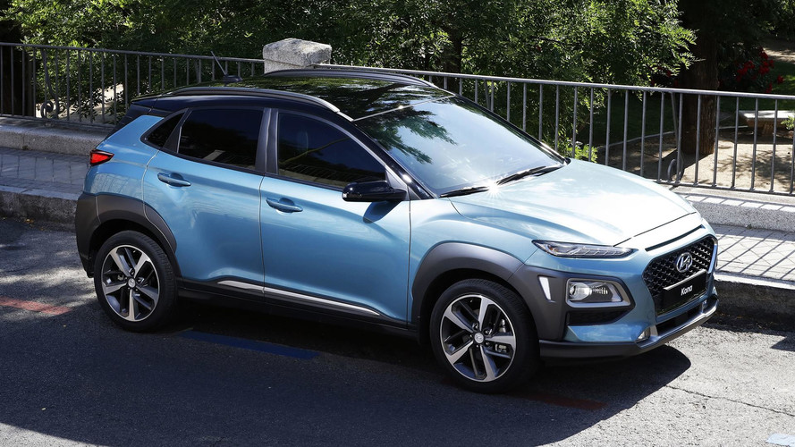 Hyundai Kona EV Could Rival Chevy Bolt With 390-Kilometre Range