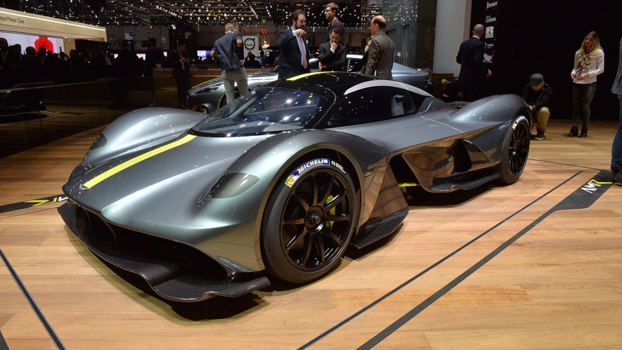 Aston Martin Prohibits Valkyrie Buyers From Flipping Build Slots