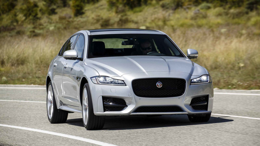 2017 Jaguar XF Review