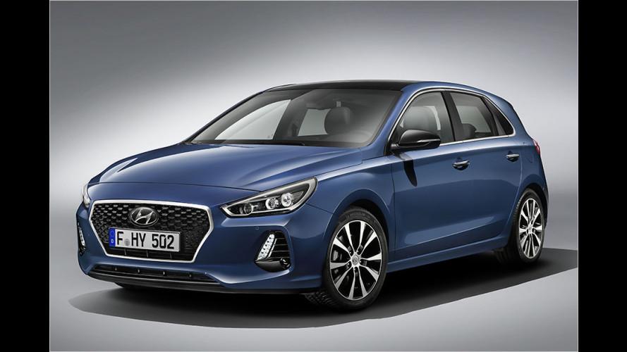 Neuer Hyundai i30: Erste Preise