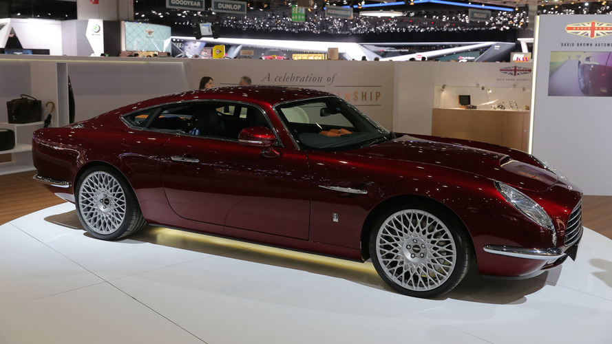 Retro Speedback GT makes its Euro debut with 510 hp