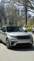 2018 Range Rover Velar U.S. debut with Ellie Goulding