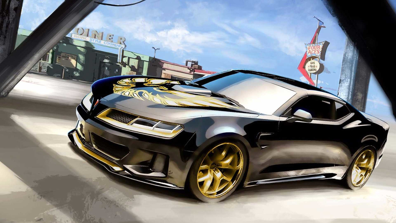 Bandit Trans Am - Chevy Camaro