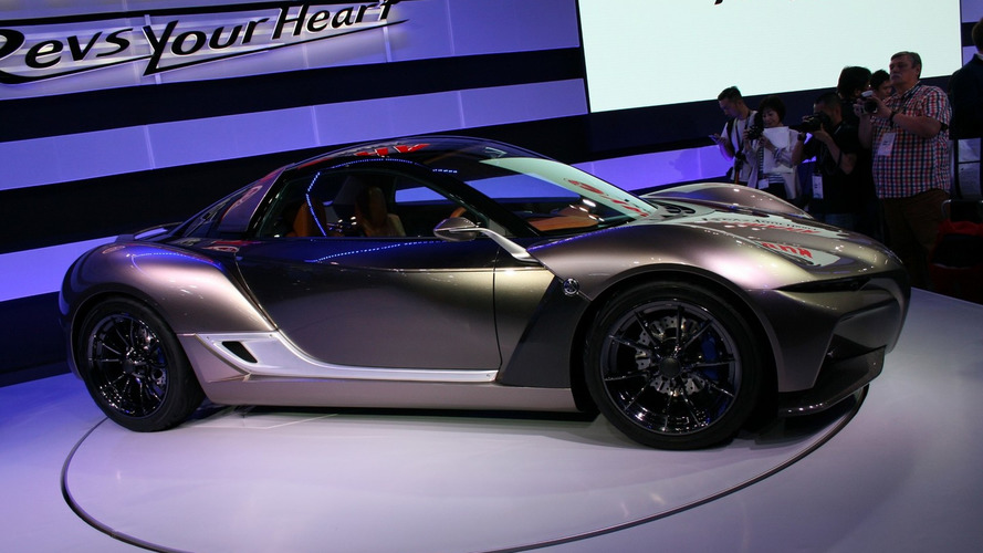 Yamaha presentará un prototipo... de coche