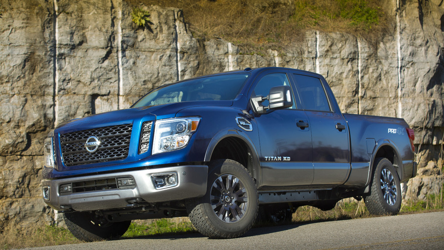 Nissan Titan & Titan XD to be offered with a new 5.6-liter V8 engine [video]