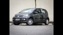 Volkswagen aumenta preços e up! TSI já fica mais caro - veja tabela