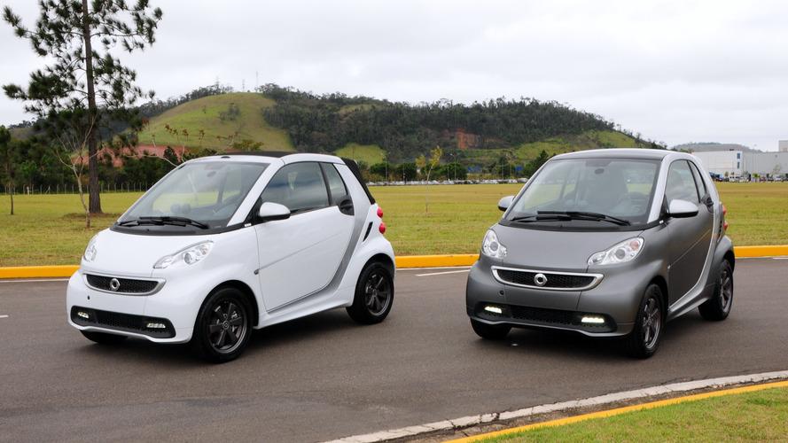 Smart não vende mais carros no Brasil - Será o fim da operação?