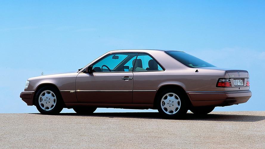 Mercedes - Le coupé Classe E 124 fête ses 30 ans