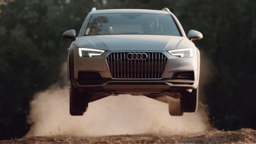 VIDÉO - Audi met le paquet pour sa nouvelle A4 allroad !