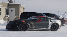 2018 Chevy Corvette ZR1 spy photo