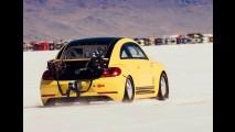 Fusca TSI preparado passa dos 320 km/h e se torna o mais rápido da história