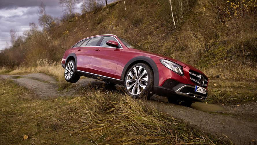 More Powerful Mercedes E-Class All-Terrain Not Coming Until Q3