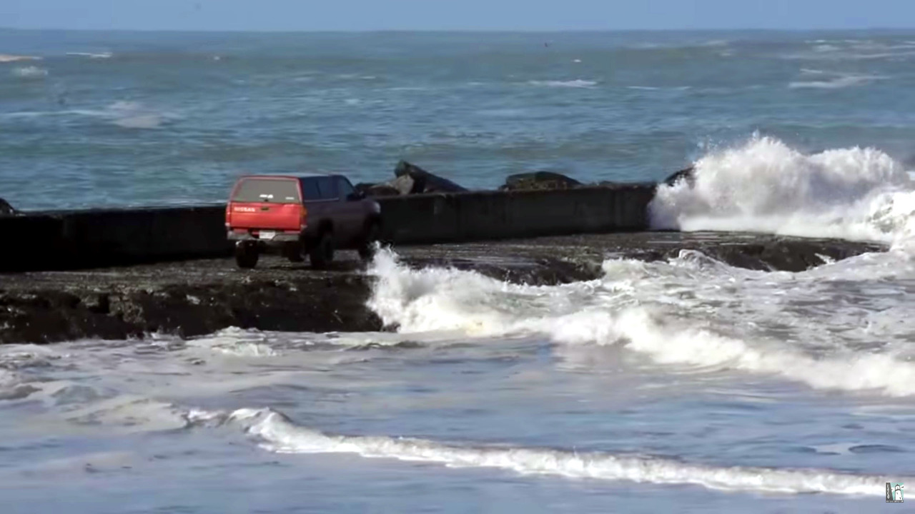Nissan wave rescue