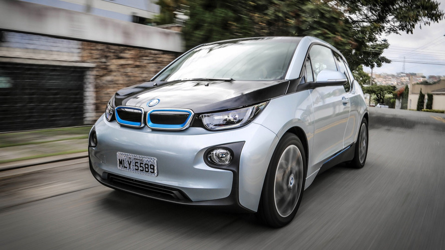 Recall - BMW convoca elétrico  i3 no Brasil por risco de incêndio