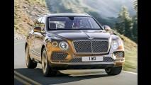 Bentley Bentayga: este é o mais luxuoso e poderoso SUV do mundo