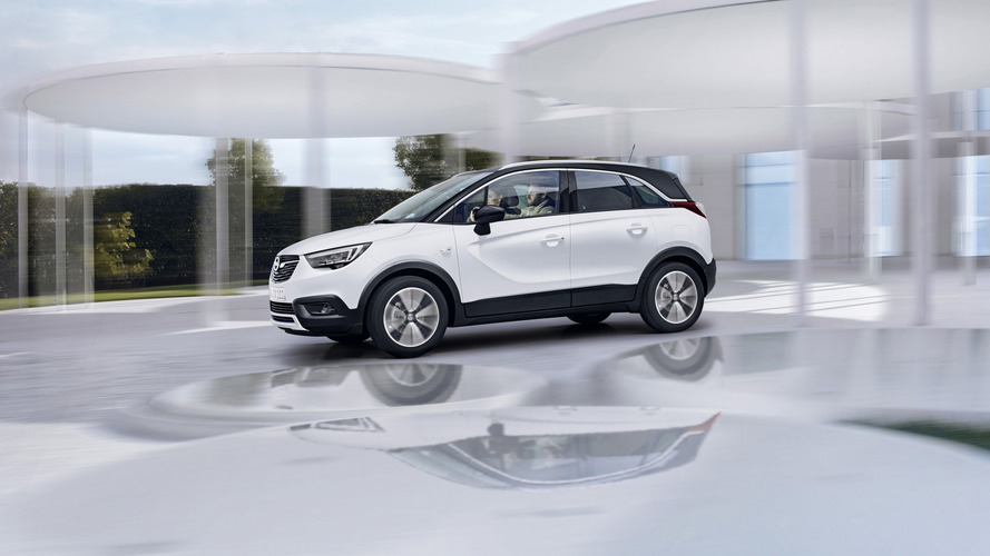 Opel Crossland X to shine in Geneva thanks to PSA takeover talks