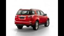 Nossa Chevrolet TrailBlazer: Holden Colorado 7 é oficialmente apresentado no Salão de Sydney