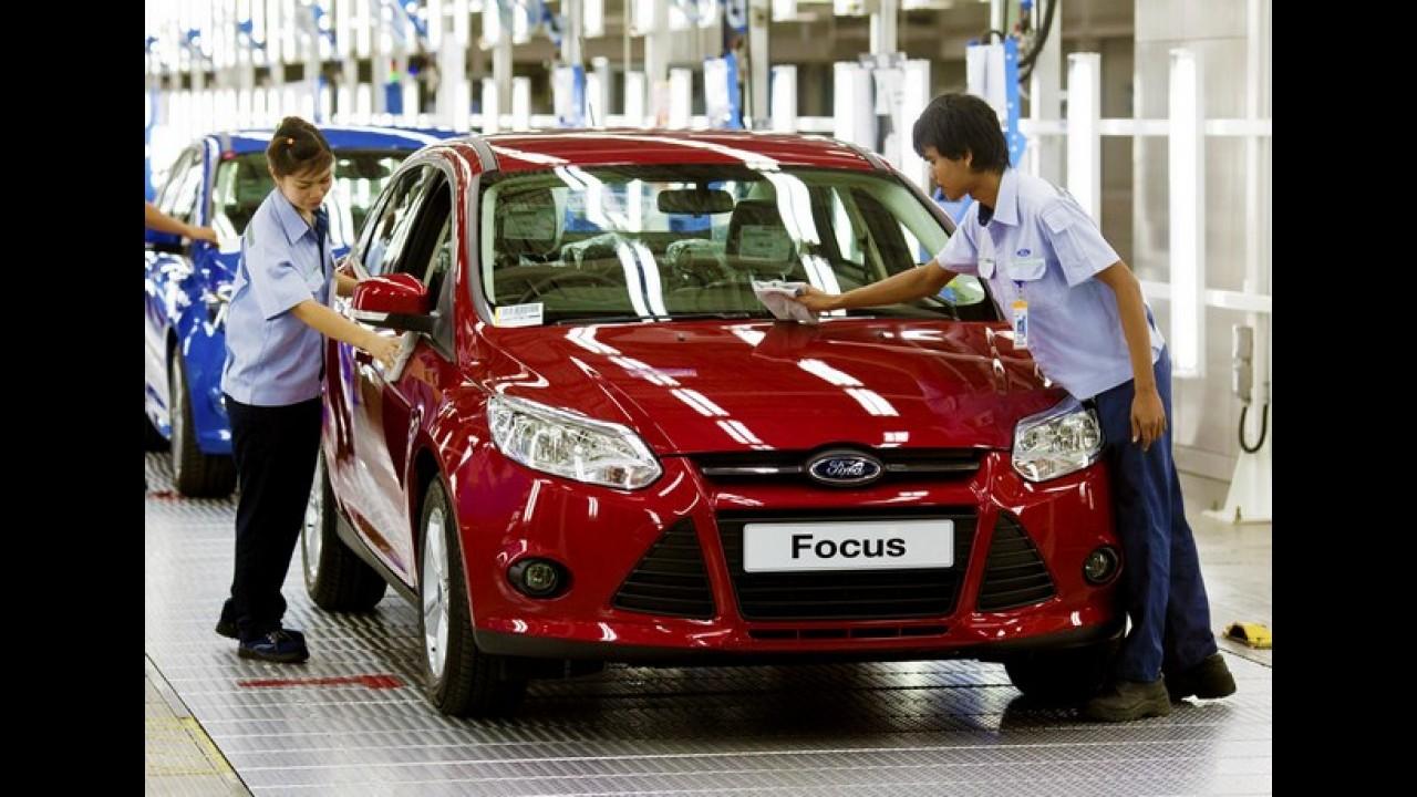 Toyota contesta a liderança do Ford Focus e afirma que o Corolla foi o mais vendido do semestre