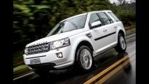 Land Rover: Freelander vai conviver com o novo Discovery Sport