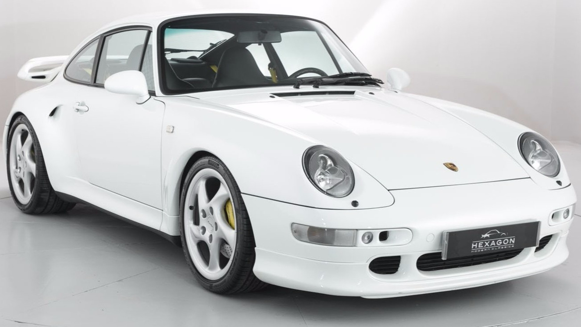 Add A Rare Porsche 993 Turbo X50 To Your Collection For GBP200k