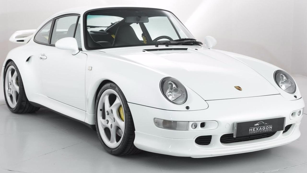 porsche 911 turbo 1995 a vendre