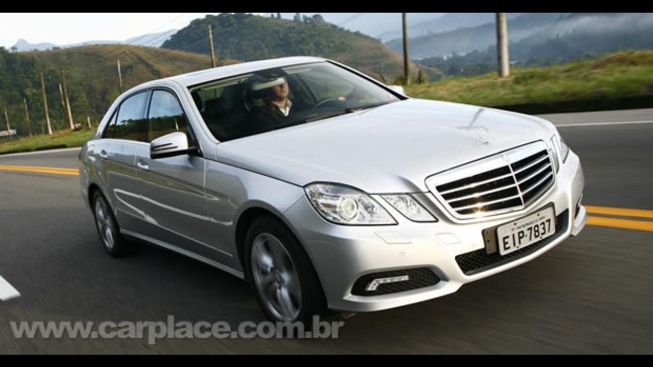 Com mais de 20% de crescimento, Mercedes começa 2011 com pé  no acelerador