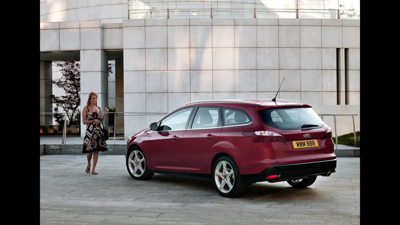 Novo Focus 2012 tem preço inicial de 15.995 libras (R$ 42.302) no Reino Unido