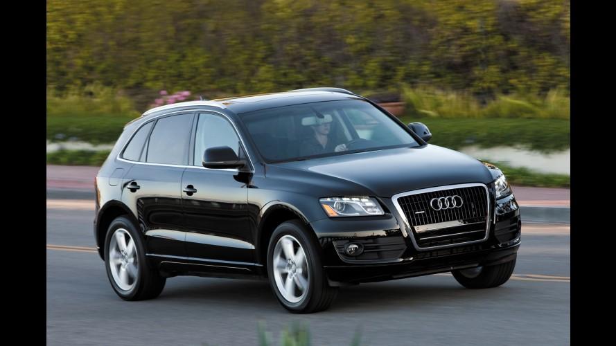 Audi anuncia recall para o crossover Q5 no Brasil