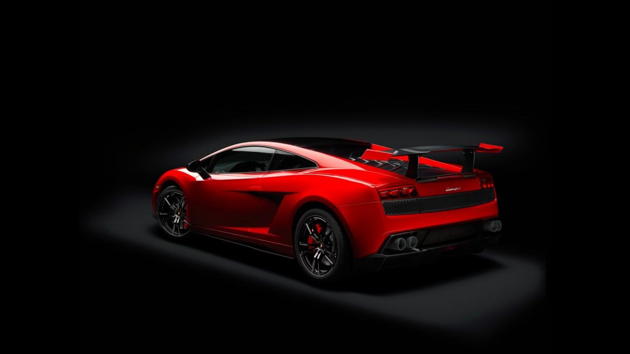 Frankfurt: Lamborghini apresenta Gallardo LP570-4 Super Trofeo Stradale