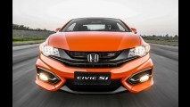 Flagra! Novo Honda Civic Si já roda no interior de SP - vídeo