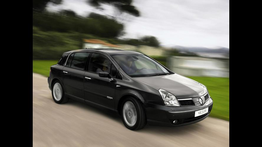 Nuovi dCi per Renault Vel Satis
