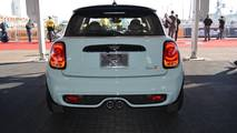 Mini Cooper S Ice Blue special edition
