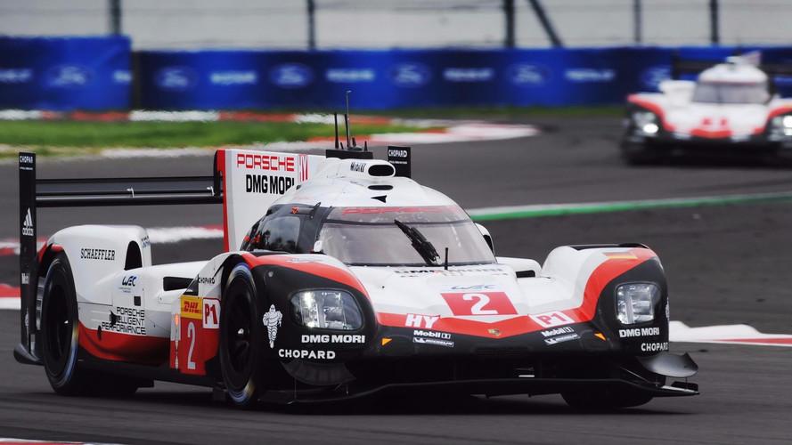 WEC - Porsche triomphe aux 6 Heures de Mexico