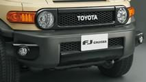 Toyota FJ Cruiser Final Edition