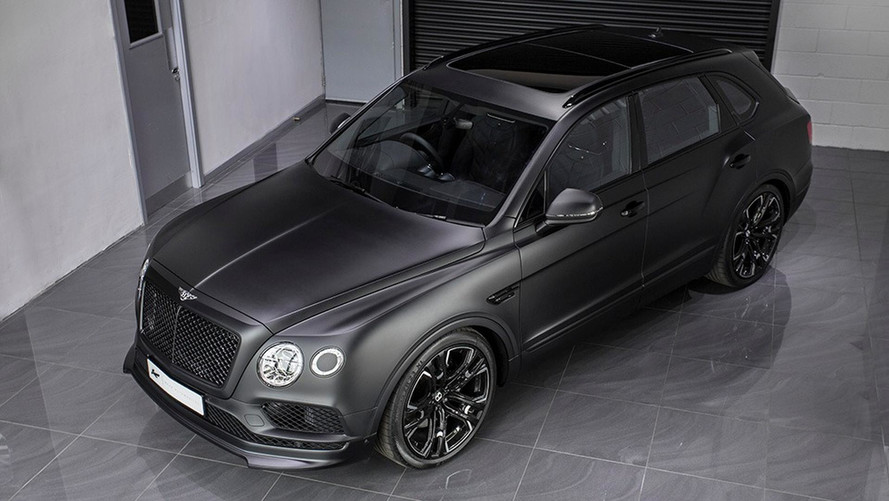 Kahn Bentley Bentayga Le Mans Edition