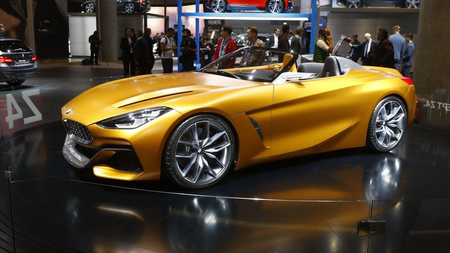 BMW Says New Z4 Will Be