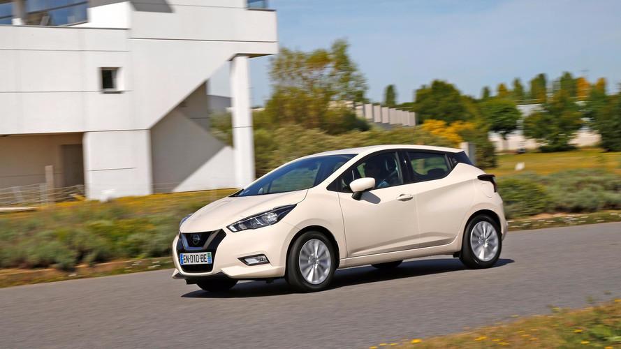 La Nissan Micra s'offre un nouveau moteur essence