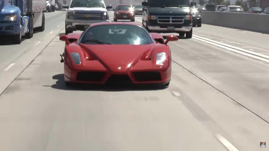 Ferrari Enzo Jay Leno's Garage