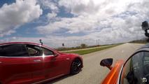 Tesla Model S P100D vs. McLaren 720S