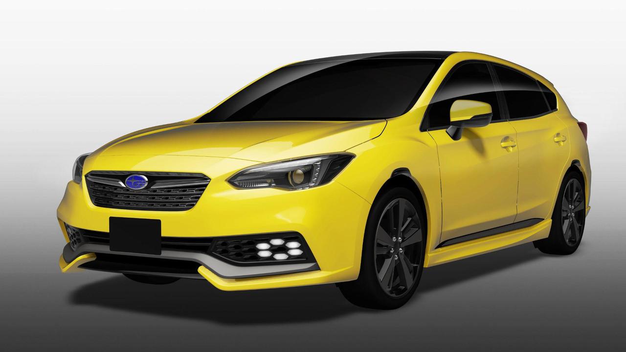 Subaru Impreza Future Sport Concept   Motor1.com Photos